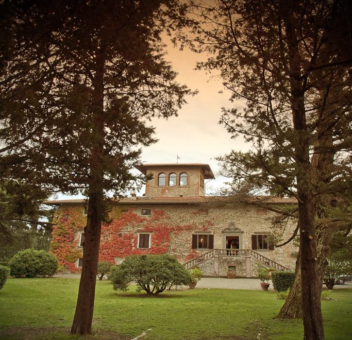 Matrimonio Civile Villa Toscana : Ville per matrimoni toscana villa piandaccoli